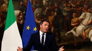 'Arrivederci Renzi' o ganar perdiendo