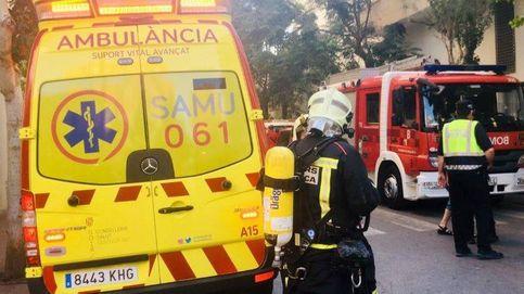 Herido un bebé de un año en Cala Ratjada tras caérsele encima un porche