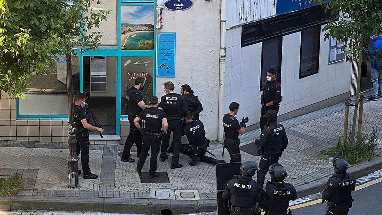 El presunto asesino de Murchante (Navarra), detenido en una peluquería