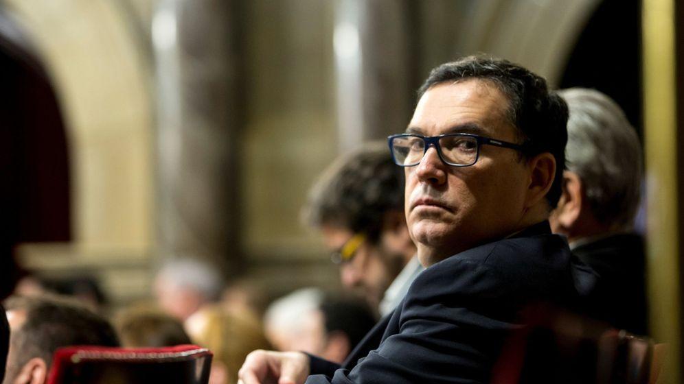 Foto: Jaime Alonso Cuevillas, abogado de Puigdemont. EFE