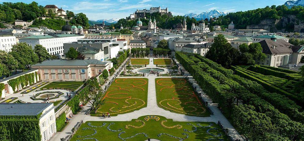 Foto: La ciudad natal de Mozart es así de espectacular. (Foto: Salzburg Tourismus)