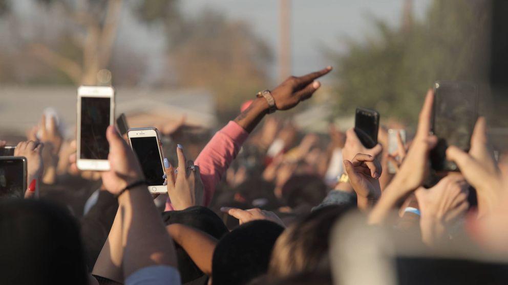 El invento español para que WhatsApp no se colapse en conciertos o 'manifas'