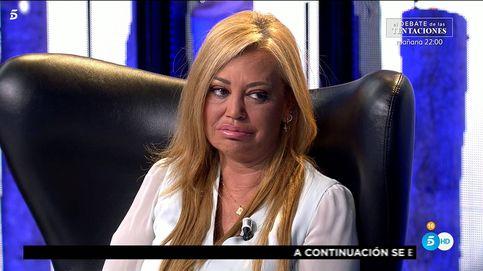 Belén Esteban, desolada ante el calvario de Rocío Carrasco: He contribuido a ello