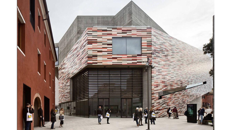 Foto: En Mestre, frente a Venecia, un museo de nuevo cuño ha abierto sus puertas y desatado la polémica