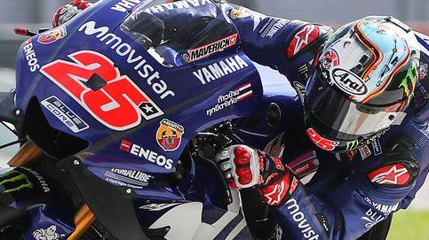¿Quo vadis, Yamaha? La electrónica hunde a Viñales y al burlón Rossi