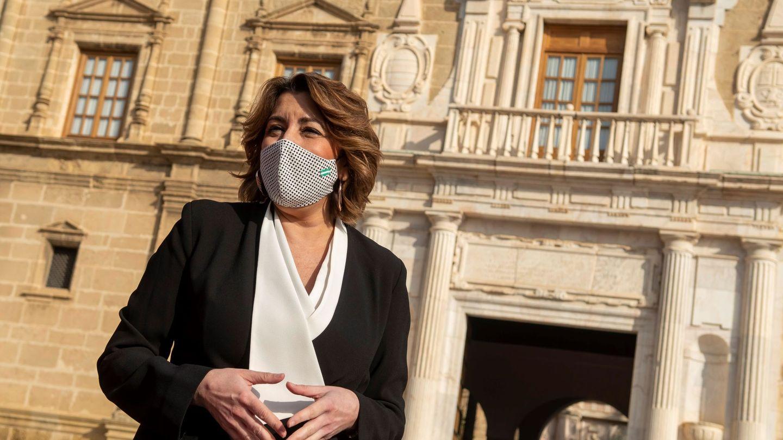 Susana Díaz, ex presidenta de la Junta de Andalucía. (EFE)