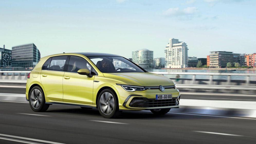 Foto: Si el ID.3 es la gran revolución de Volkswagen, el nuevo Golf es la gran evolución del coche del pueblo.