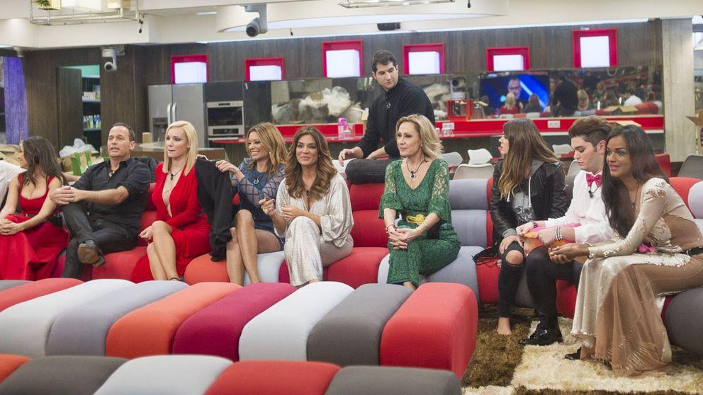Broncas, dramas y decepción durante el debate de 'Gran Hermano VIP 4'