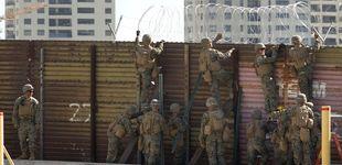 Post de EEUU envía 3.750 soldados a la frontera  para construir 240 km de alambrada