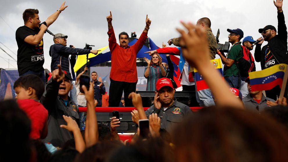 La campaña electoral en Venezuela cobra impulso