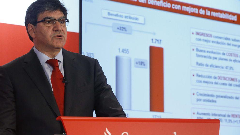 Santander exige a Montoro que rebaje el déficit público porque es insostenible