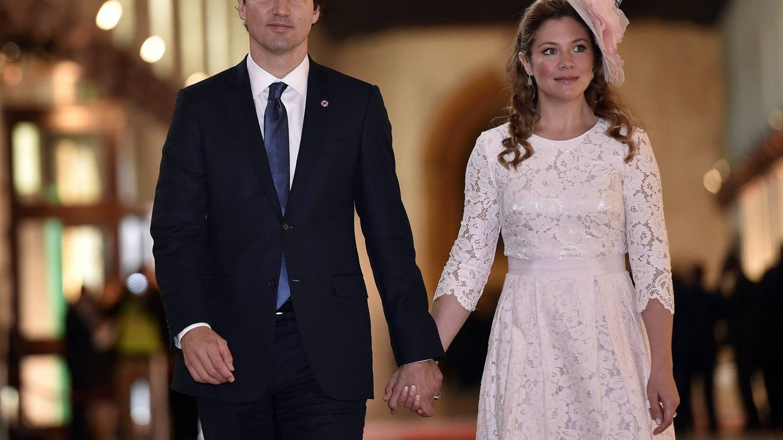 Familia Real Británica: Así es Sophie Trudeau, la anfitriona de ...