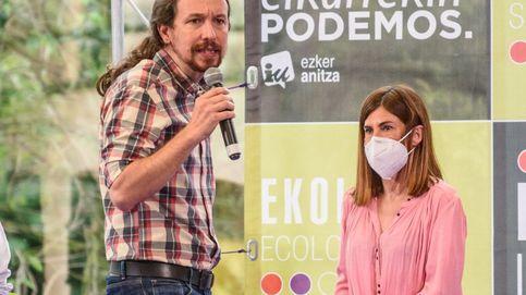 De vencer al PNV a apenas superar al PP: así trituró Podemos el 80% de votos en 4 años