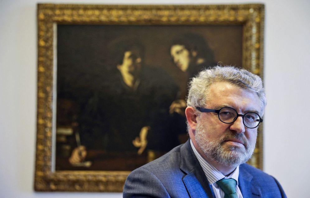 Foto: Falomir es elegir nuevo director del Museo del Prado (Efe)