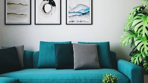 Cinco trucos imprescindibles para lograr que tu salón se vea más luminoso