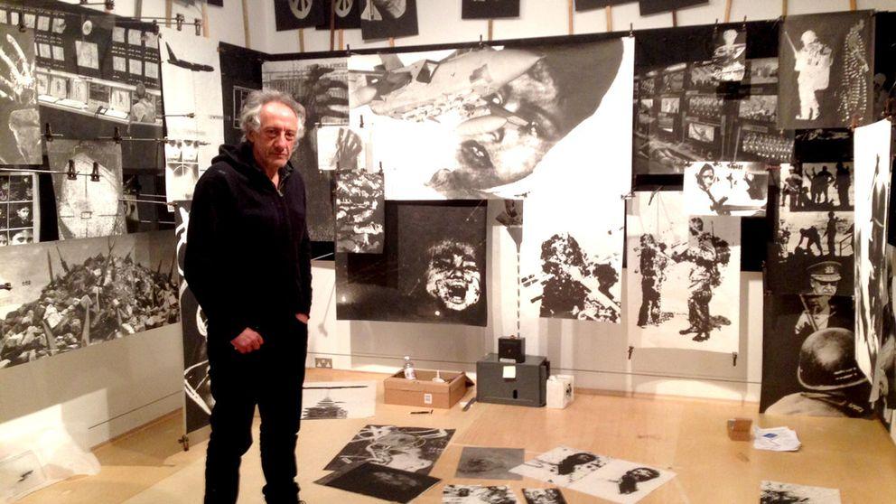 Peter Kennard: El arte es más corporativo que nunca
