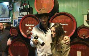 Ashton Kutcher se deja seducir por la magia de Jerez
