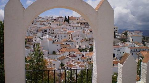 Pueblos blancos: si te enamoraste de Frigiliana, no te pierdas Comares (también en Málaga)
