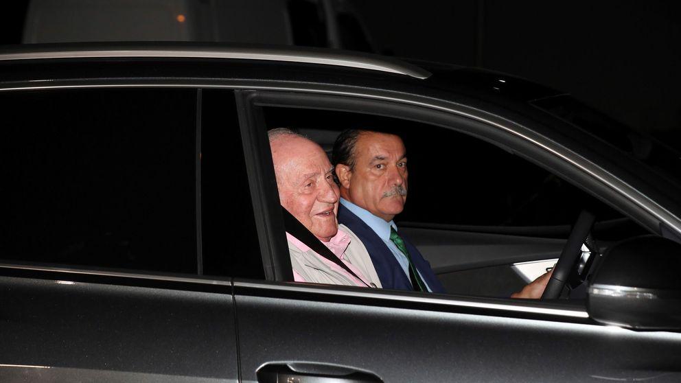 La operación del rey Juan Carlos concluye  tras implantarle con éxito tres 'baypass'