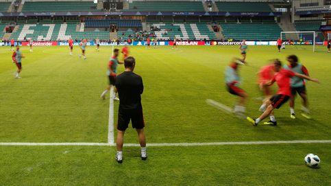 La herencia política de Platini: por qué la Supercopa de Europa se juega en Tallin