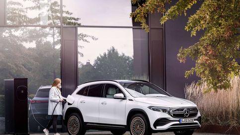 Nuevo Mercedes EQA, estética similar al GLA y mecánica 100% eléctrica
