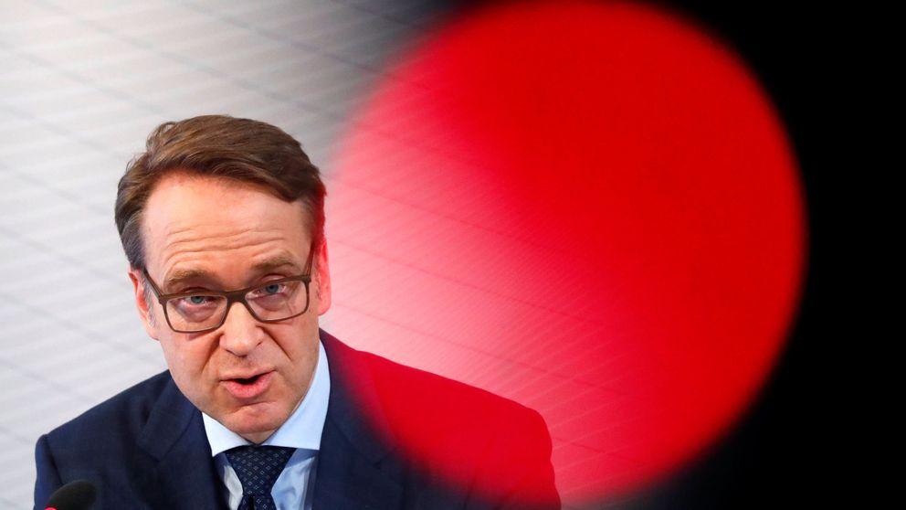 Jens Weidmann renueva su mandato en el Bundesbank y vuelve a ser favorito al BCE