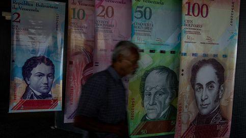 Venezuela saca de circulación la mitad de su dinero en efectivo