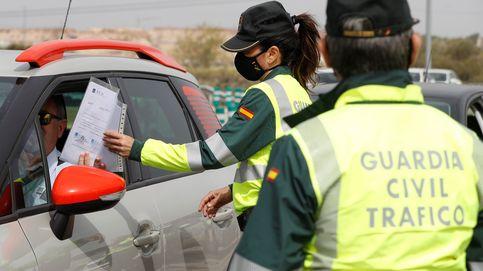 El TSJM ratifica los cierres perimetrales por zonas fijados por Madrid tras la alarma
