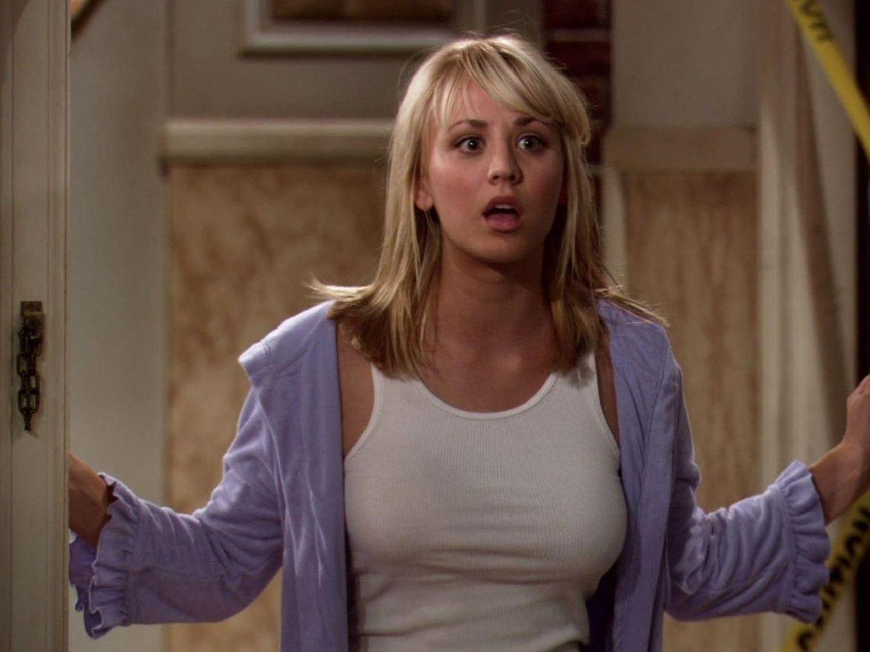 Big Bang Theory Penny Naked