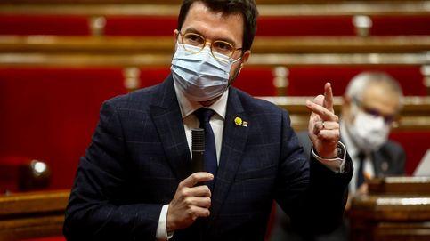 Aragonès afirma que se ha superado lo peor de la segunda ola de la pandemia