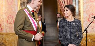 Post de Felipe y Letizia presiden la Pascua Militar: así lo hemos vivido