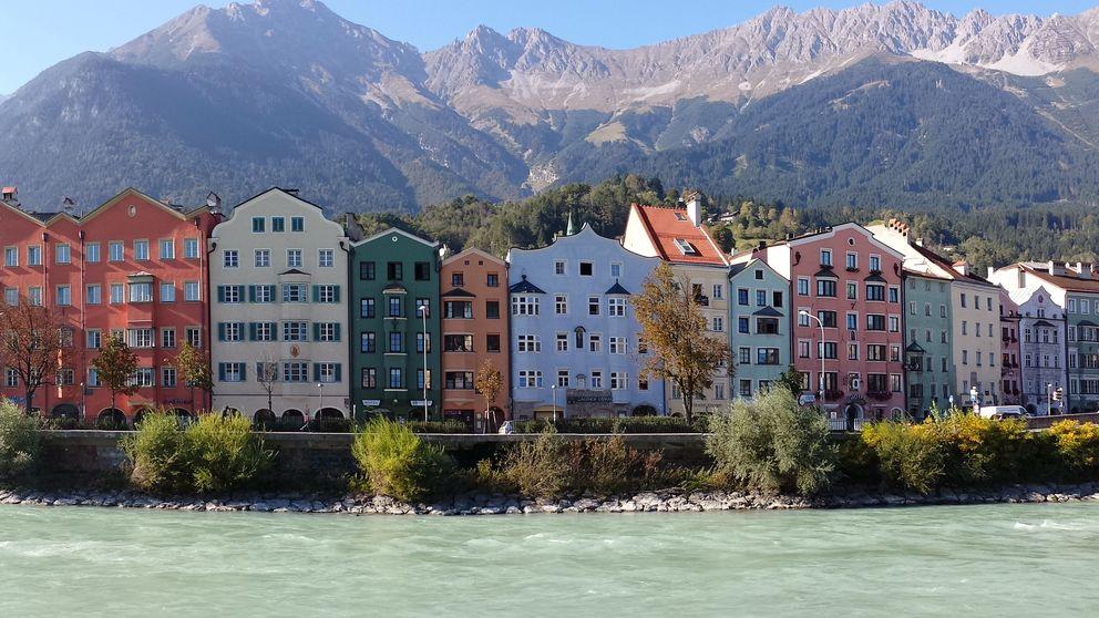 La imperial Innsbruck, mucha nieve y buena gastronomía