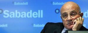 Foto: El mercado castiga la indefinición de Sabadell y le condena a ser el peor banco del Ibex