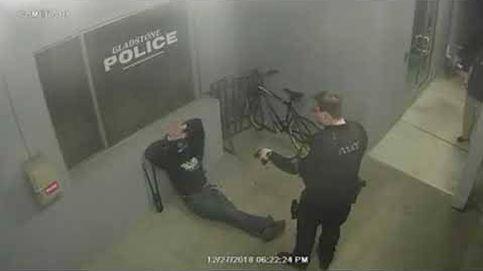 Intenta robar una bici frente a una comisaría y, obviamente, es detenido