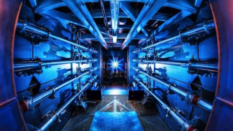 La National Ignition Facility ha conseguido una fusión con ganancia energética (Lawrence Livermore National Laboratory)