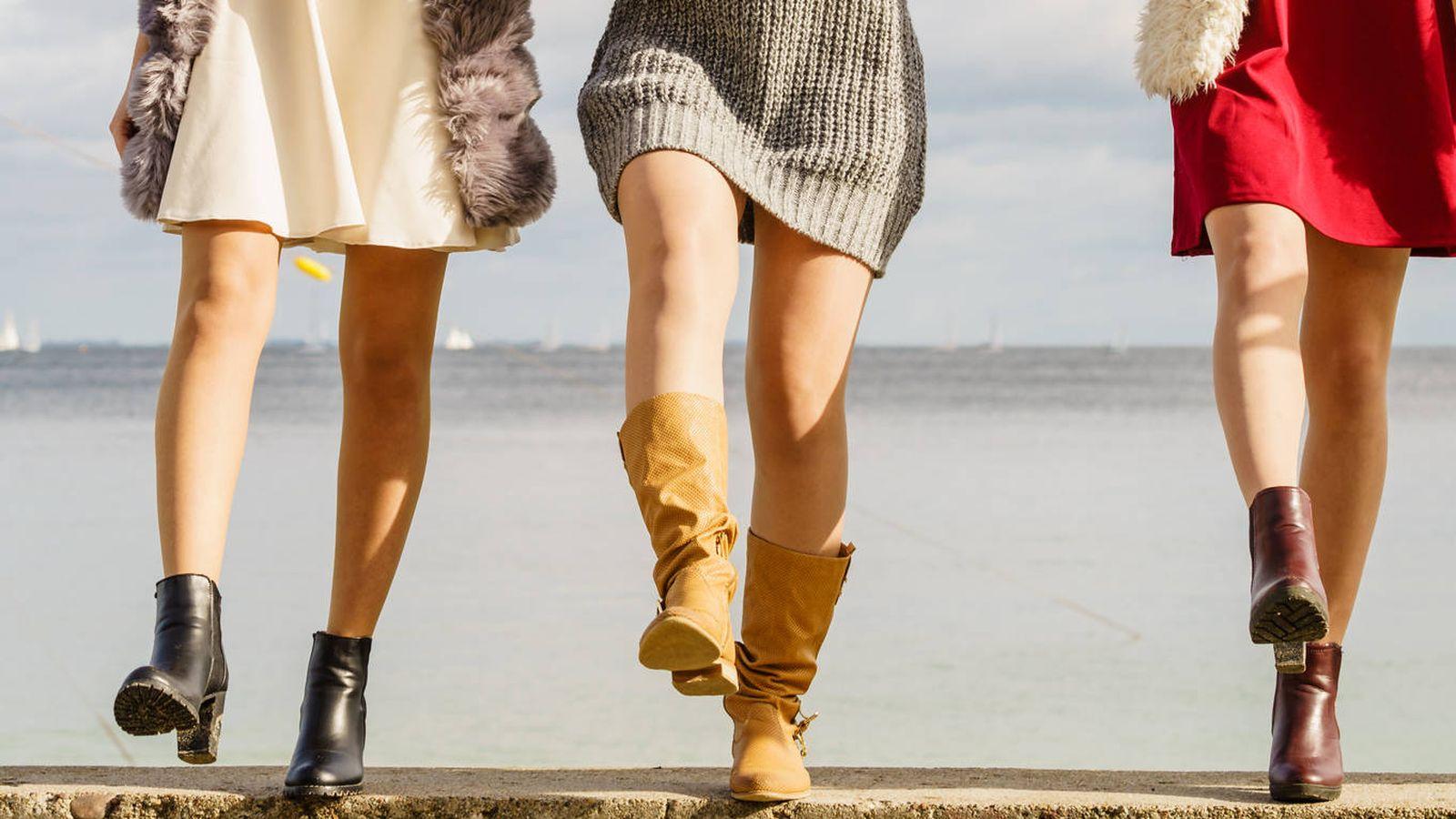 Foto: Unas buenas botas en otoño hacen la diferencia. (IStock)