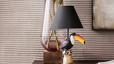 Lámparas de interior con animales que dan personalidad a tu hogar