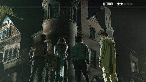 'Historias de miedo para contar en la oscuridad': terror para caguetas