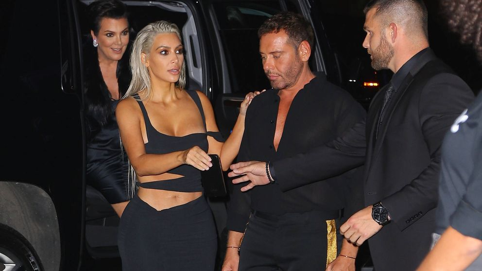 Kim Kardashian sufre un nuevo robo en su casa (igual que Mariah Carey)