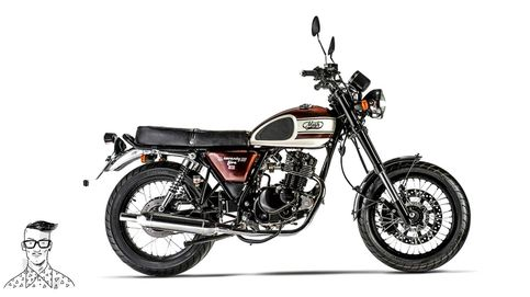Una moto por cada persona. ¿Cuál es la suya?