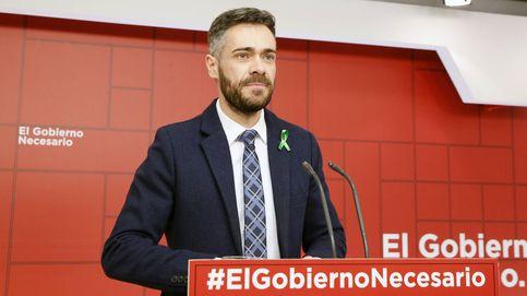 El PSOE acusa a ERC de alinearse con la derecha al dar portazo a los PGE