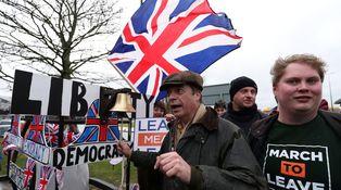 El Brexit supondrá el final del Reino Unido como gran potencia global