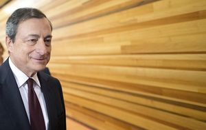 Draghi hunde más el interés del bono español, ya en mínimos