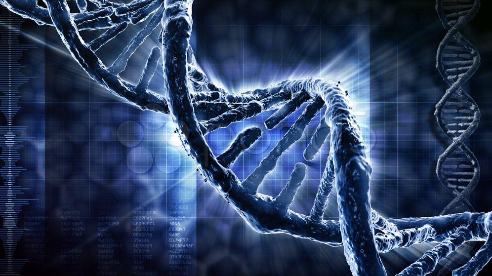 Foto: Molécula de ADN