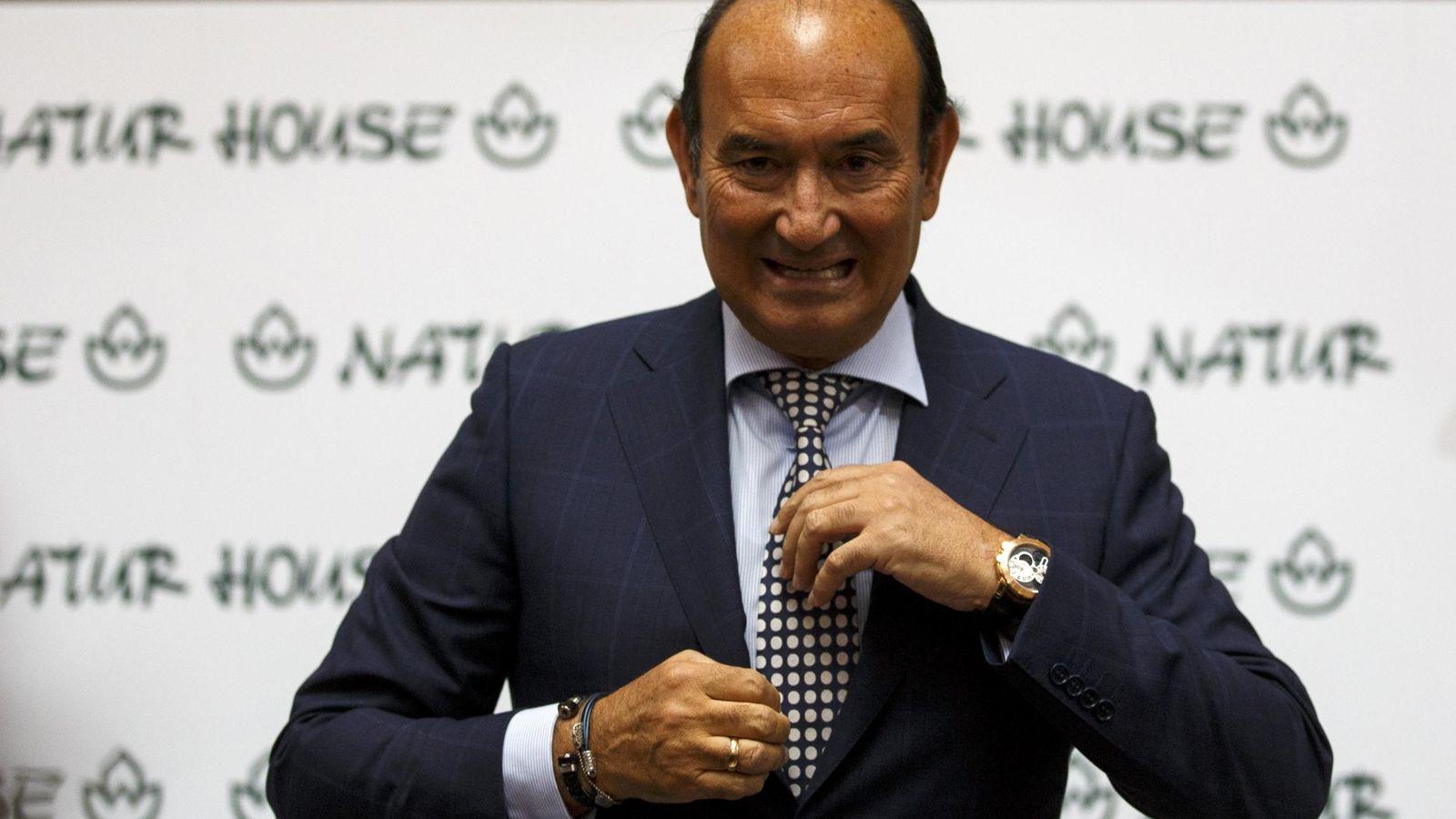Foto: Félix Revuelta, presidente de Naturhouse