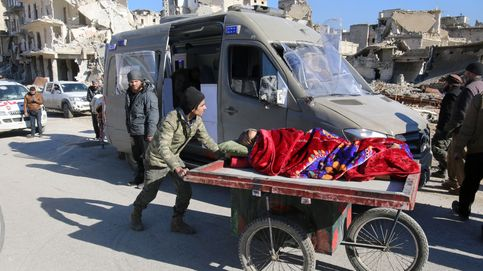 Suspendida la evacuación de Alepo en medio de nuevos ataques