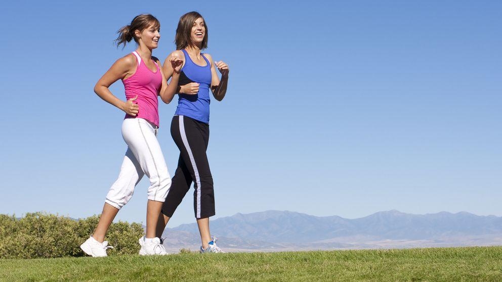 El entrenamiento definitivo para perder muchas calorías andando