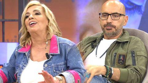 'Viva la vida' | Diego Arrabal enfila a Carmen Borrego y se ríe de su físico: Ya no me afecta