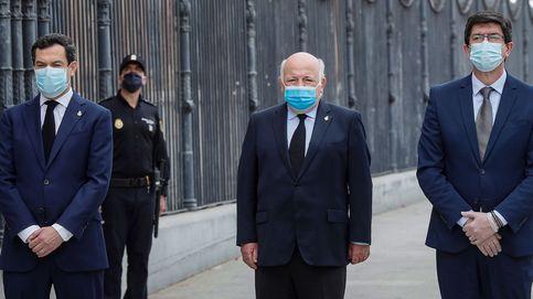 El TSJ andaluz archiva la denuncia contra el consejero por no proteger a sanitarios