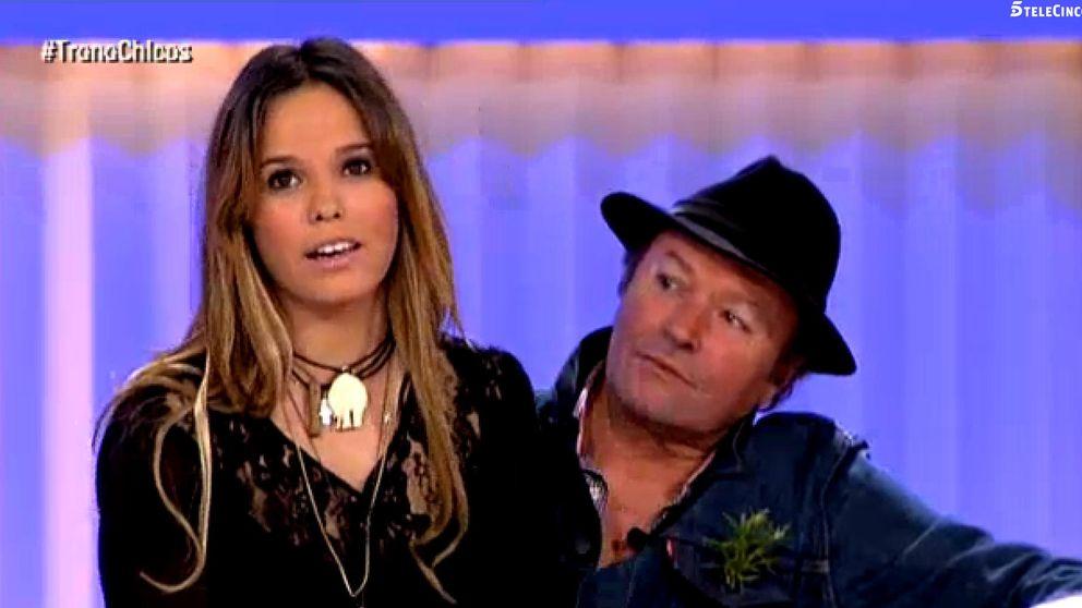 """Gloria Camila Ortega debuta en un plató hablando de su familia: """"No me hablo con mi hermana Rocío"""""""